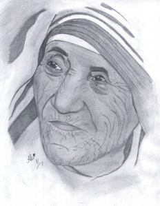 Mother Theresa by Bobby Dar-Mar. 29th