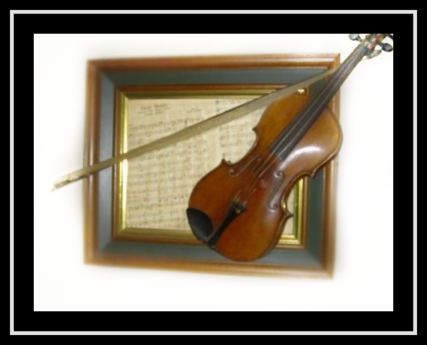 My Stradivious..