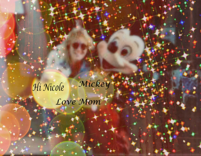 For My Sweet Daughter Nicole