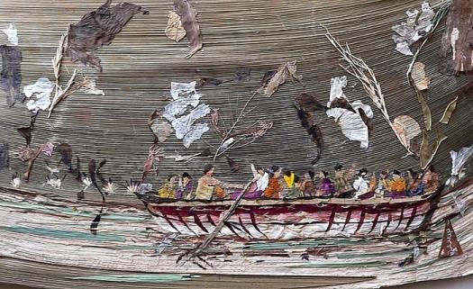 Crowded Boat