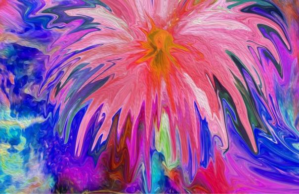 Weeping flower shwrri