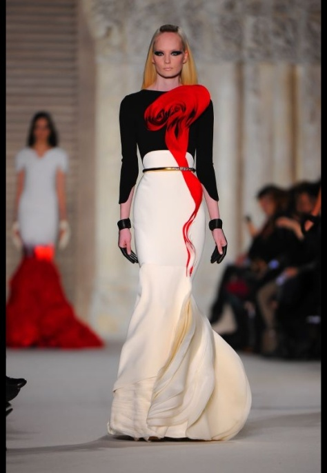 Stéphane Rolland Couture SS12