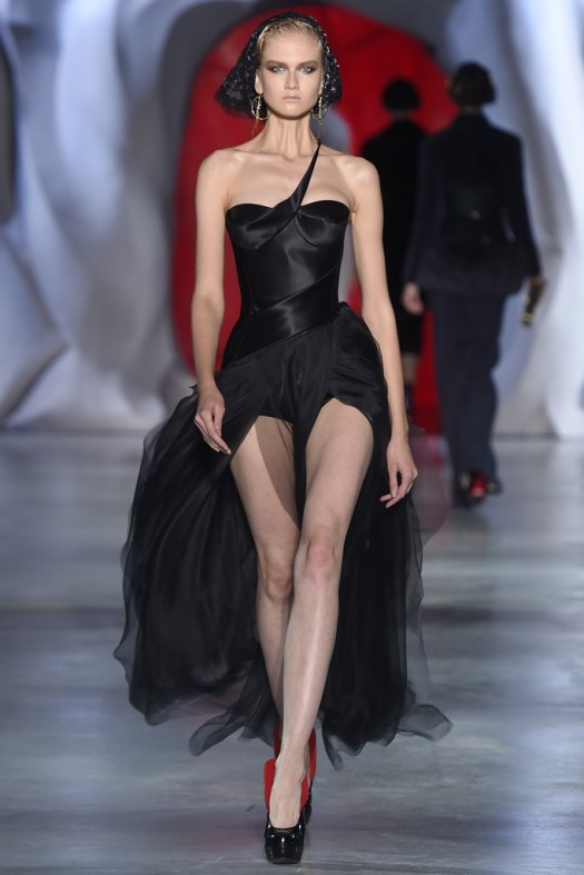 Ulyana Sergeenko Couture AW1415