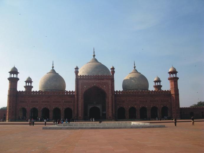 badshahi Mosque 3
