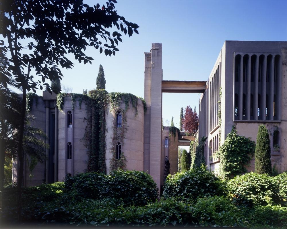 The Factory, Sant Just Desvern, Spain by Ricardo Bofill (1)