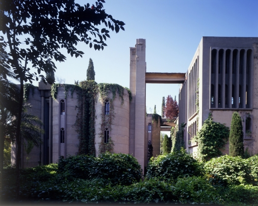 The Factory, Sant Just Desvern, Spain by Ricardo Bofill (1)