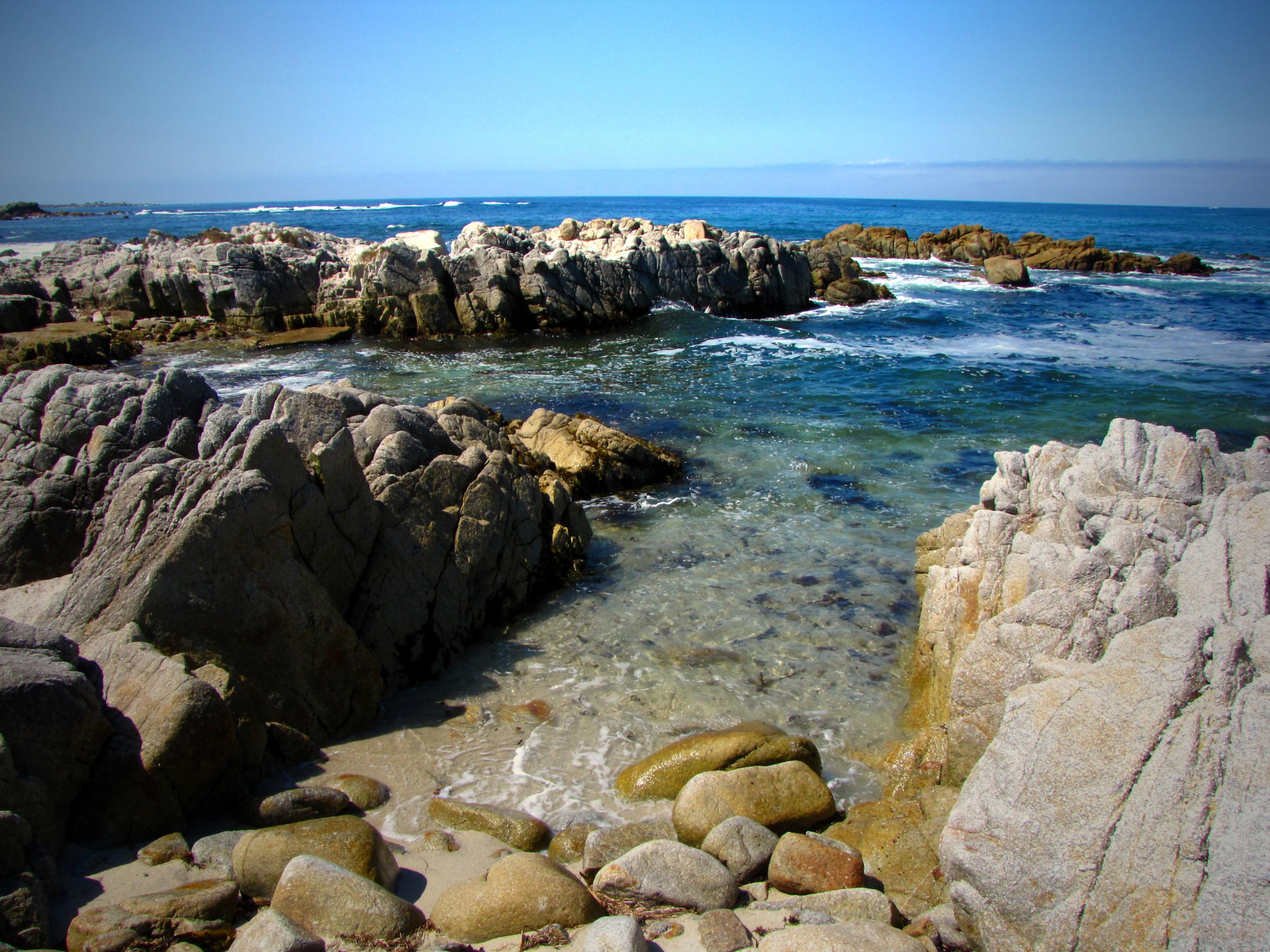Asilomar State Beach Address