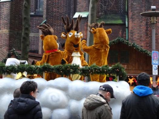 Rudolf und seine Freunde