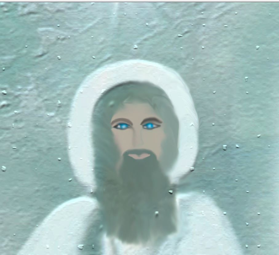 JUST THE FACE OF JESUS 03-18-16