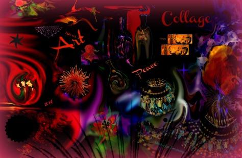 collage art, sherri sherri46