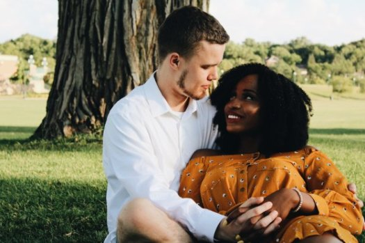 happy interracial couple, happy couple, love quotes, quotes about love